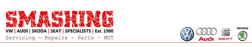 Smashing Independent VW, Audi, SEAT and Skoda - Volkswagen, VW, Audi, SEAT, Skoda, Diagnostics, MOT, Car servicing with car parts specialists