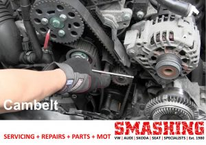 Cambelt and Water Pump   Smashing Independent VW, Audi, SEAT